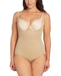 Flexees - ® Women`s Wear Your Own Bra Torsette Body Briefer - Lyst