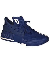 detailed look a0ae0 b23da adidas - Sm Dame 3 Nbancaa - Lyst