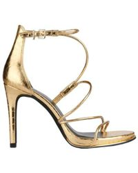 Kenneth Cole - Bryanna Strappy Sandal - Lyst