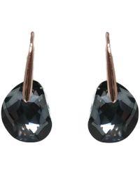 Swarovski | Galet Pierced Earrings - 5165033 | Lyst