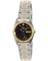 Seiko - Sxa120 Stainless-steel Quartz Watch - Lyst