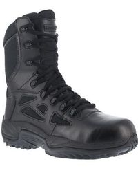 Reebok - Work Rapid Response Rb Rb888 Stealth 8' Tactical Boot - Lyst