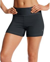 Champion - Women`s Absolute Fusion Shorts With Smoothtec Waistband - Lyst