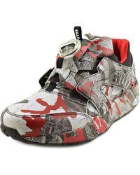 9b276468acf0 PUMA - Disc Blaze Camo X Trapstar Men Us 10 Multi Color Sneakers - Lyst