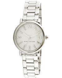 Marc Jacobs - Roxy Mj3568 Stainless-steel Japanese Quartz Fashion Watch - Lyst
