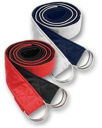 Champion - Football D-ring Belt - Lyst