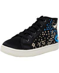 f81c79dd20e Steve Madden - Colette Multi Mid-top Fabric Fashion Sneaker - 11m - Lyst