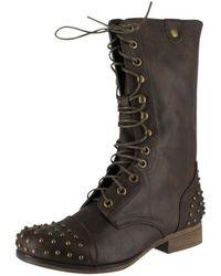 Steve Madden - Madden Girl Gemini-s Boot - Lyst