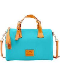 Dooney & Bourke - Patterson Leather Kendra Satchel - Lyst