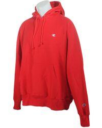 Champion - Gf68-y06145-2wc Reverse Weave Pullover Hood - Lyst