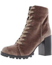 d6fe7742d44 Lyst - Muk Luks Women s Short Lug Boot Promo-brwnmulti Slipper in Brown