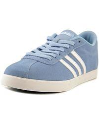 Lyst adidas courtset scarpe scarpe in blu