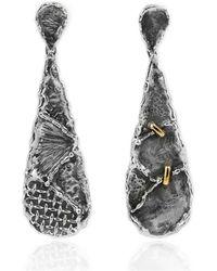 Katarina Cudic - Almost New Drop Earrings - Lyst