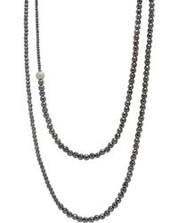 Faystone - Sirius Necklace - Lyst