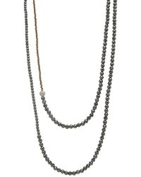 Faystone - Vega Necklace - Lyst