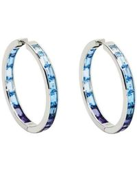 Daou Jewellery - Morning Hoop Earrings - Lyst