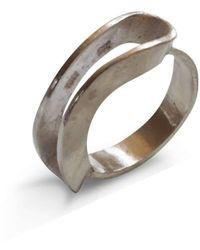 Anna Moltke-Huitfeldt - A Silver Bridge Ring - Lyst