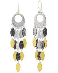 Gurhan | Willow Chandelier Earrings | Lyst