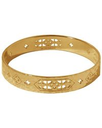 Murkani Jewellery - Gold Jaipur Bangle | - Lyst