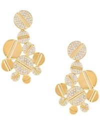 Joanna Laura Constantine - Multi Nail Earrings - Lyst