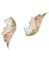 Daou Jewellery - Phoenix Earrings - Lyst