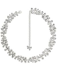 Lucy Quartermaine - Continual Splat Necklace - Lyst