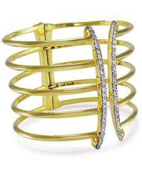 REALM - Sceptre Linea Luxe Corset Bracelet - Lyst