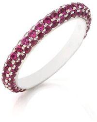 Uwe Koetter - Amazingly Pink Ring - Lyst