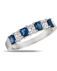 Gemlok for Gemveto - Radiant Sapphire Ring - Lyst
