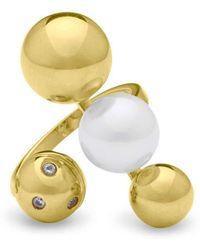 Qiyada Jewelry - Kiran Ring - Lyst