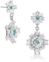 Elaine McKay Jewellery - Duo Drop Earrings - Lyst