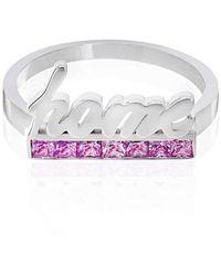 Maria Kovadi Fine Jewellery - Home Ring - Lyst