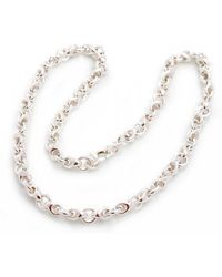 Hiho Silver - Sterling Silver Clemency Necklace - Lyst