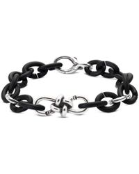 X Jewellery - Protect Silver Bracelet - Lyst