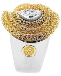 Franco Piane Designed By Franco Pianegonda - Sweet Ripples Ring - Lyst