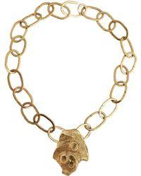 Apis Atelier - Clavius Crater Necklace - Lyst