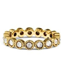 Sylva & Cie | 2.5 Champagne Stack Band | Lyst