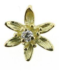 Ehinger Schwarz 1876 - Diamond Flowers Lily Pendant - Lyst