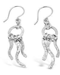 Designs by JAK - Oceana Waves Earrings - Lyst