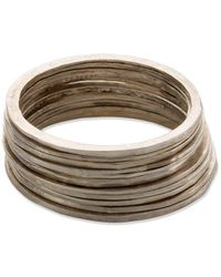 Sarah Macfadden Jewellery - Sterling Silver Stacking Rings - Lyst