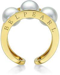 BELPEARL - A Pearl Legacy - Kobe Akoya Ring - Lyst