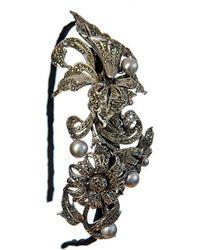 Krausz Jewellery - Dahlia Headpiece - Lyst