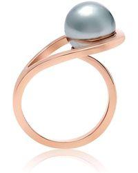 Neola Aurea Sterling Silver Ring - UK P - US 7 1/2 - EU 56 1/2 29BR9H7oC