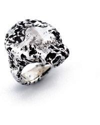 Albert Tse Metalsmith - Eon Skull Ring - Lyst