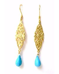 Radha - Lido Di Venezia Earrings - Lyst