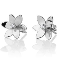 Asa Iceland - Forget Me Not Earrings - Lyst