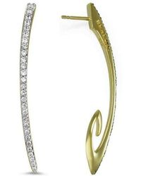 REALM | Sceptre Linea Signature Blanc Exclamation Earring | Lyst