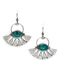 Meltdown Studio Jewelry - Juniper Earrings - Lyst