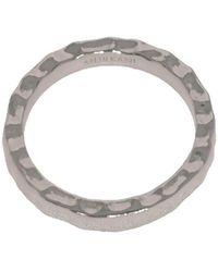 Murkani Jewellery - Sterling Silver Free Layering Ring - Lyst