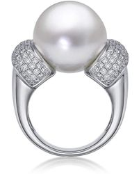 BELPEARL - A Pearl Legacy | Avenue Ring | Lyst